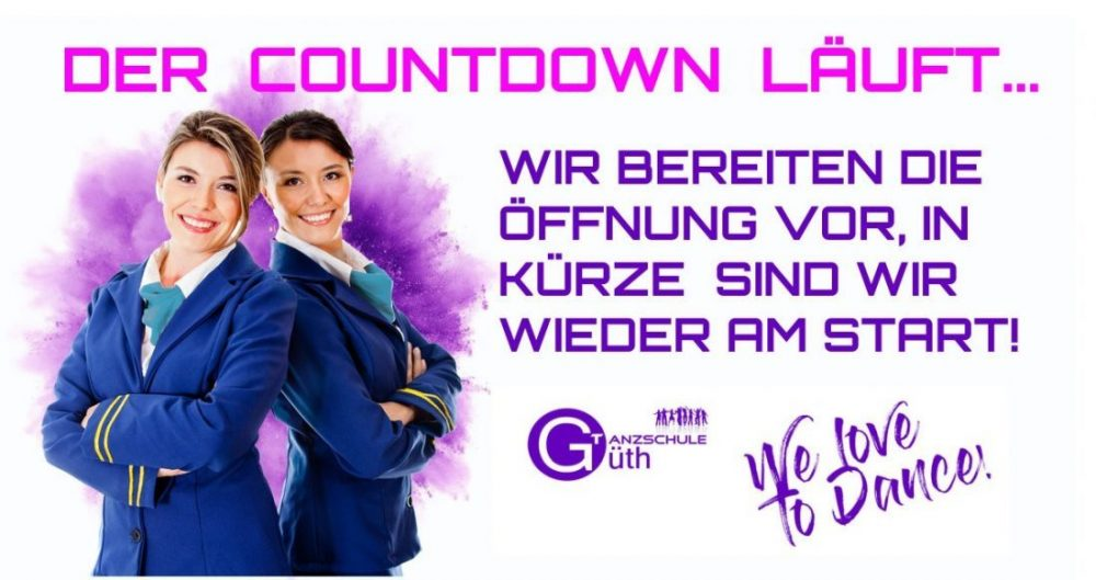 Countdown-Tanzschule- Gueth
