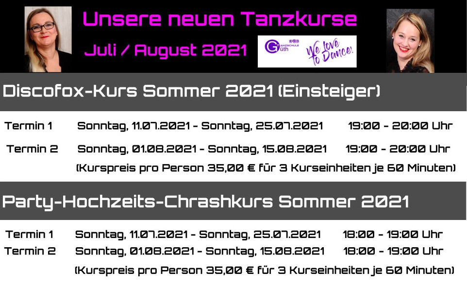 Unsere-Tanzkurse-Sommer-2021-Tanzschule-Gueth